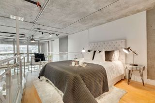 """Photo 19: 413 1529 W 6TH Avenue in Vancouver: False Creek Condo for sale in """"WSIX - South Granville Lofts"""" (Vancouver West)  : MLS®# R2435033"""