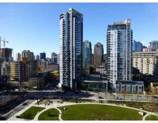 Photo 5: 1603 - 1188 Richards Street in Vancouver: Yaletown Condo for sale (Vancouver West)  : MLS®# V1000322