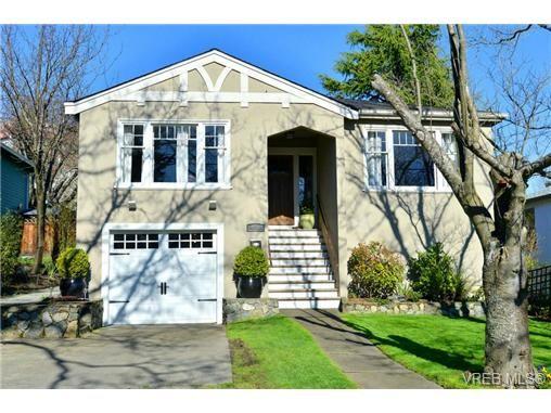 Main Photo: 976 Wollaston St in VICTORIA: Es Esquimalt House for sale (Esquimalt)  : MLS®# 693505