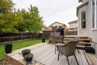 Photo 26: 140 Pauline Boutal Crescent in Winnipeg: Island Lakes Residential for sale (2J)  : MLS®# 202122704