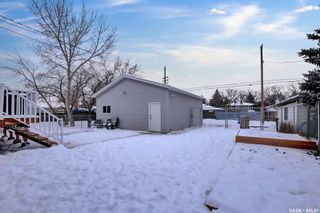 Photo 28: 916 Forget Street in Regina: Rosemont Residential for sale : MLS®# SK834361