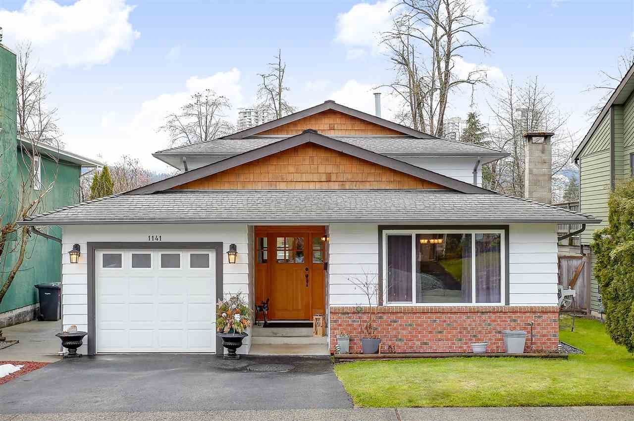 Main Photo: 1141 HANSARD Crescent in Coquitlam: Ranch Park House for sale : MLS®# R2147710