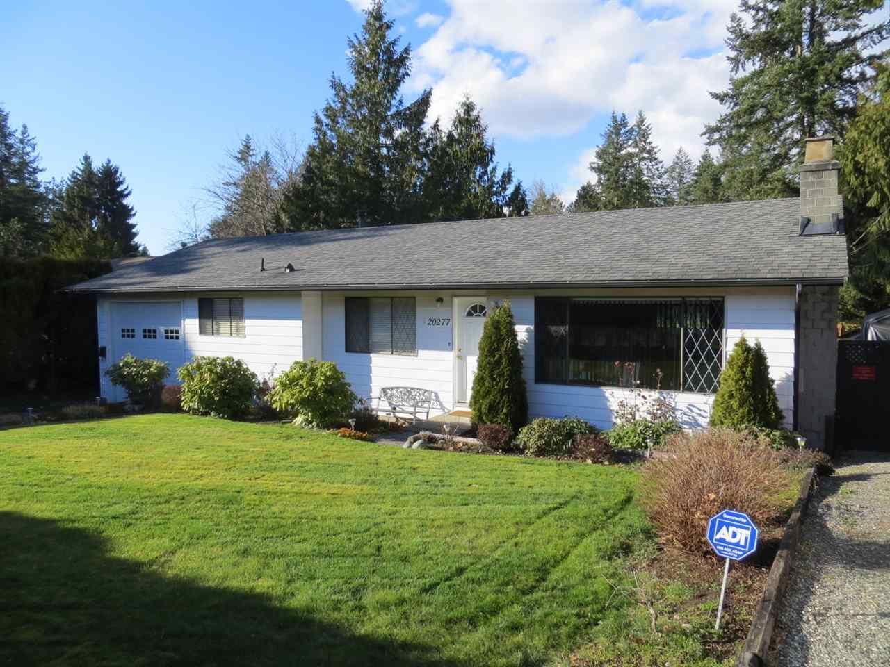 Main Photo: 20277 36 Avenue in Langley: Brookswood Langley House for sale : MLS®# R2554040