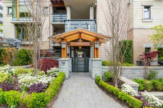 "Main Photo: 203 550 17TH Street in West Vancouver: Ambleside Condo for sale in ""The Hollyburn"" : MLS®# R2576316"