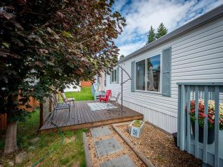 Photo 2: 139 1555 HOWE ROAD in Kamloops: Aberdeen Manufactured Home/Prefab for sale : MLS®# 153543