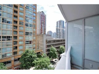"""Photo 13: 510 833 HOMER Street in Vancouver: Downtown VW Condo for sale in """"ATELIER"""" (Vancouver West)  : MLS®# V1133571"""