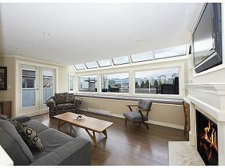 """Photo 5: A2 1100 W 6TH Avenue in Vancouver: Fairview VW Townhouse for sale in """"FAIRVIEW PLACE"""" (Vancouver West)  : MLS®# V1094784"""