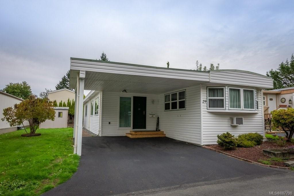 Main Photo: 29 Honey Dr in : Na South Nanaimo Manufactured Home for sale (Nanaimo)  : MLS®# 887798