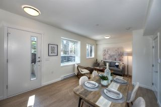 """Photo 3: 2293 E 37 Avenue in Vancouver: Victoria VE Townhouse for sale in """"GEORGE"""" (Vancouver East)  : MLS®# R2210885"""