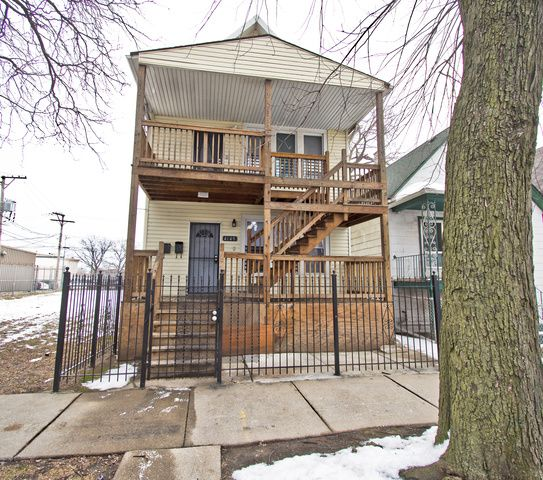 Main Photo: 4149 Wells Street in Chicago: CHI - Fuller Park Multi Family (2-4 Units) for sale ()  : MLS®# 10743041