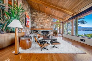 """Photo 8: 370 374 SMUGGLERS COVE Road: Bowen Island House for sale in """"Hood Point"""" : MLS®# R2518143"""