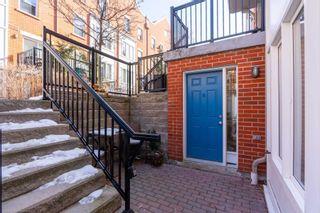 Photo 2: 8 24 Florence Wyle Lane in Toronto: South Riverdale Condo for sale (Toronto E01)  : MLS®# E4701269