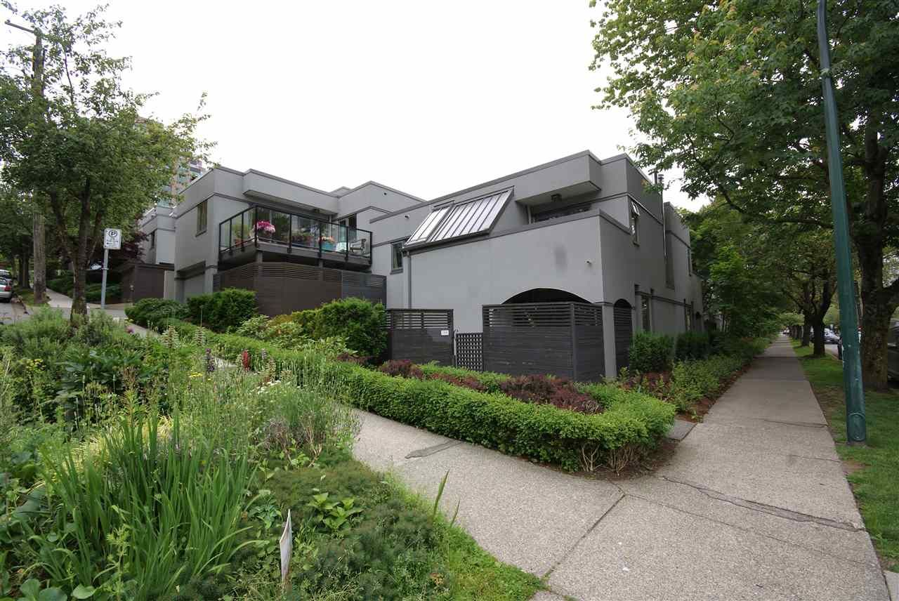 """Main Photo: 1310 W 7TH Avenue in Vancouver: Fairview VW Townhouse for sale in """"FAIRVIEW VILLAGE"""" (Vancouver West)  : MLS®# R2177755"""