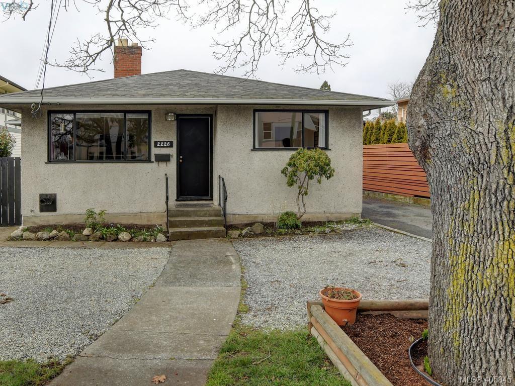 Main Photo: 2226 Richmond Rd in VICTORIA: Vi Jubilee House for sale (Victoria)  : MLS®# 806507