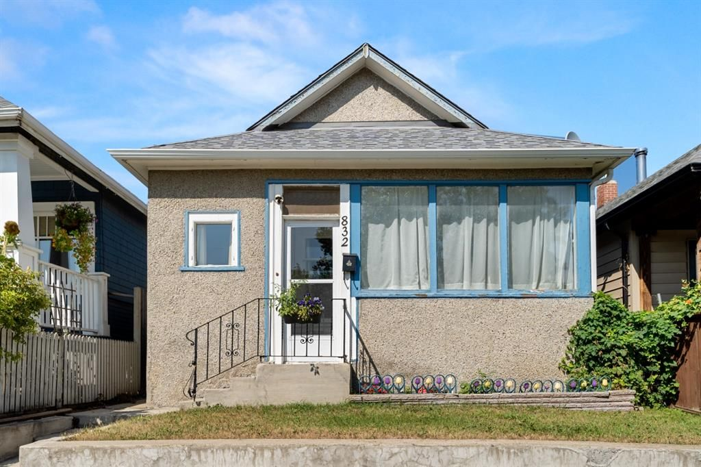Main Photo: 832 23 Avenue SE in Calgary: Ramsay Detached for sale : MLS®# A1139985