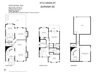 Photo 26: 4712 UNION Street in Burnaby: Brentwood Park House for sale (Burnaby North)  : MLS®# R2562659