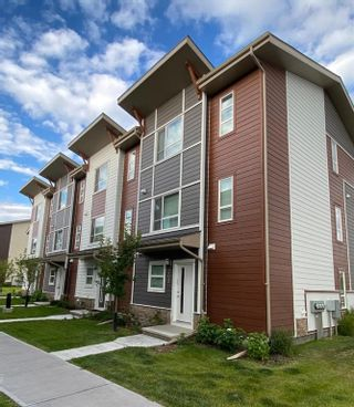 Main Photo: 203 Harvest Hills Common NE in Calgary: Harvest Hills Row/Townhouse for sale : MLS®# A1140086
