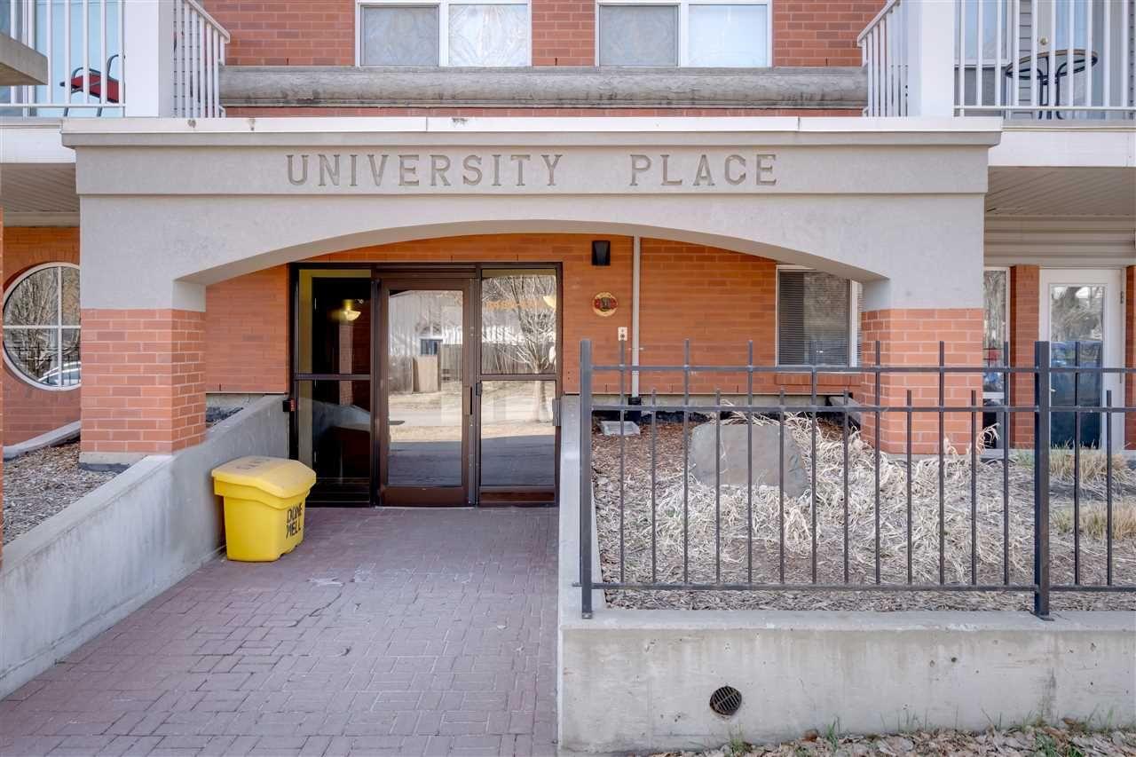 Main Photo: 406 8488 111 Street in Edmonton: Zone 15 Condo for sale : MLS®# E4260507