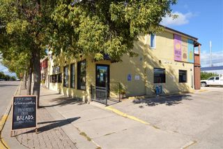Main Photo: A 368 Main Street in Stonewall: Industrial / Commercial / Investment for lease (R12)  : MLS®# 202101198