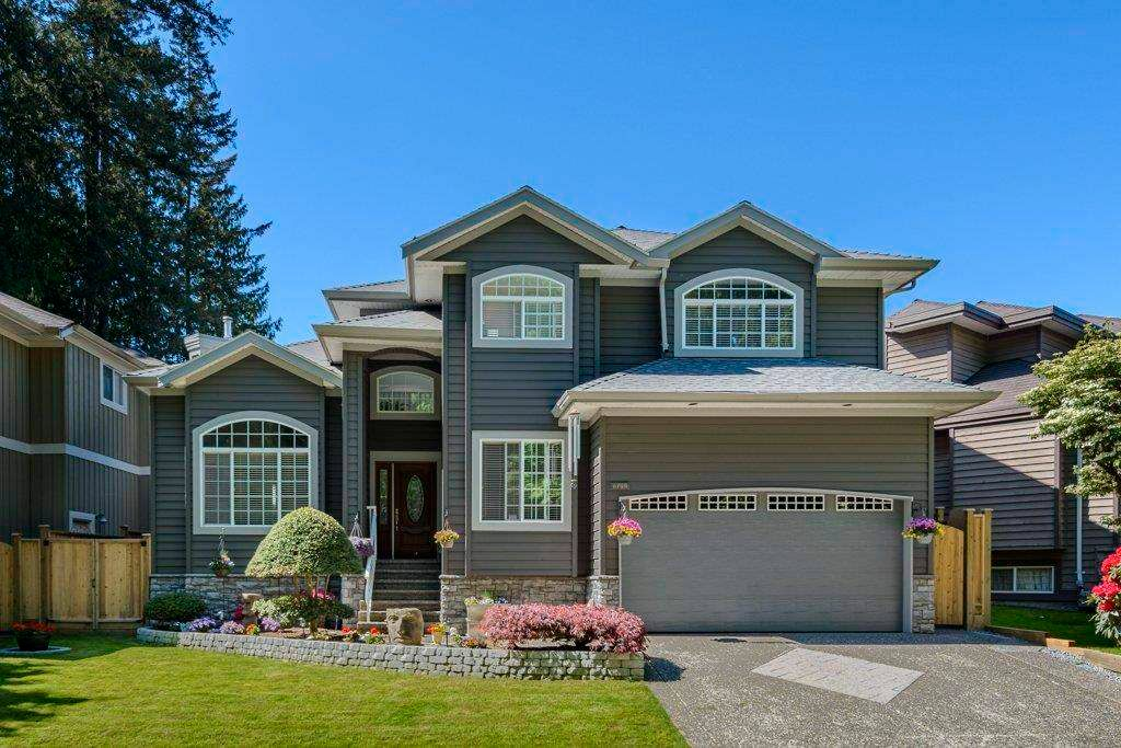 """Main Photo: 6769 CHATEAU Court in Delta: Sunshine Hills Woods House for sale in """"CHATEAU WYND ESTATES"""" (N. Delta)  : MLS®# R2580488"""