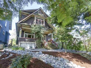 Photo 1: 4447 QUEBEC STREET in Vancouver: Main House for sale (Vancouver East)  : MLS®# R2264988