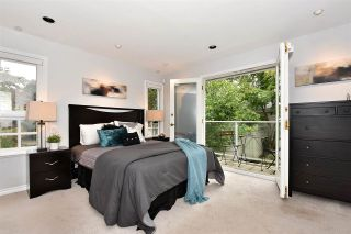 Photo 12: 1545 TRAFALGAR STREET in Vancouver: Kitsilano Townhouse for sale (Vancouver West)  : MLS®# R2392914