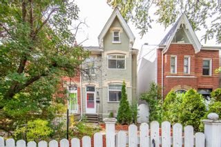 Photo 1: 48 Saulter Street in Toronto: South Riverdale House (2 1/2 Storey) for sale (Toronto E01)  : MLS®# E4933195