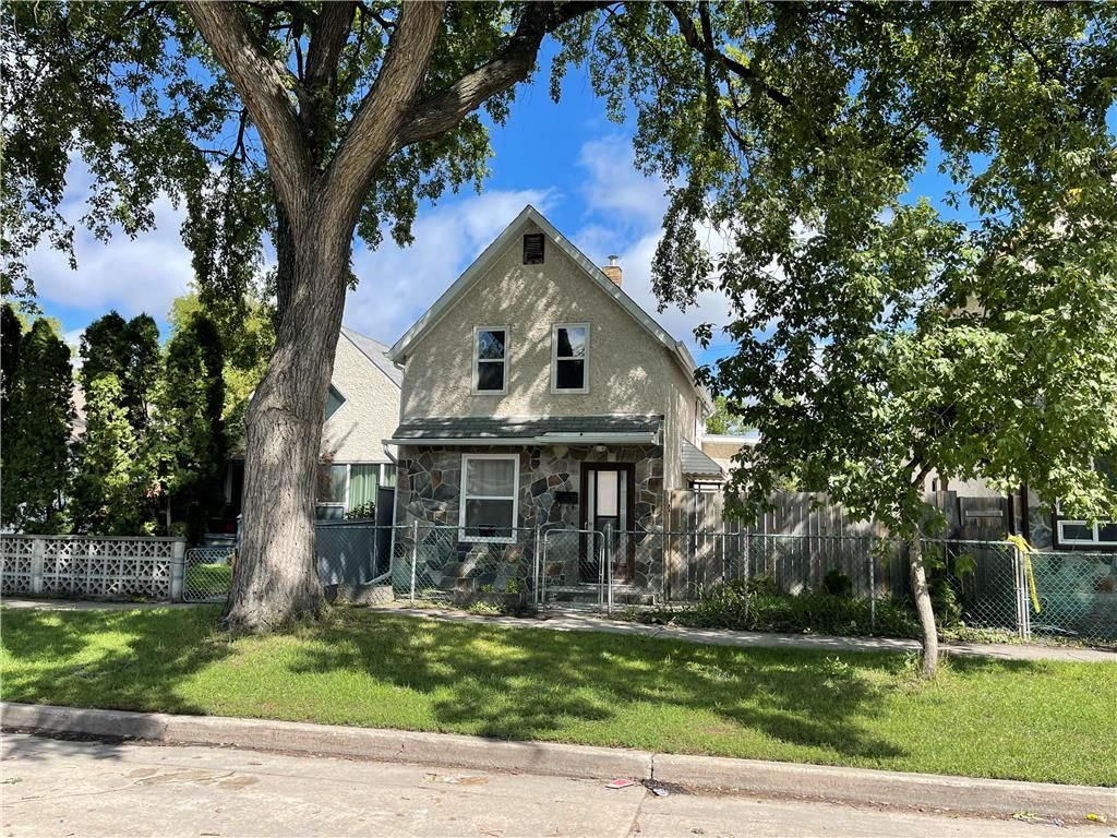 Main Photo: 633 Pritchard Avenue in Winnipeg: North End Residential for sale (4A)  : MLS®# 202121487