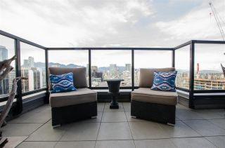 """Photo 23: 3201 1199 SEYMOUR Street in Vancouver: Downtown VW Condo for sale in """"BRAVA"""" (Vancouver West)  : MLS®# R2462993"""