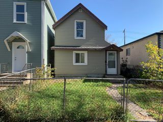 Photo 1: 665 Victor Street in Winnipeg: West End Residential for sale (5A)  : MLS®# 202124652