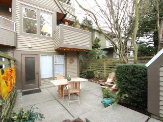 Photo 10: 3024 W 3RD Avenue in Vancouver: Kitsilano Townhouse for sale (Vancouver West)  : MLS®# V867137