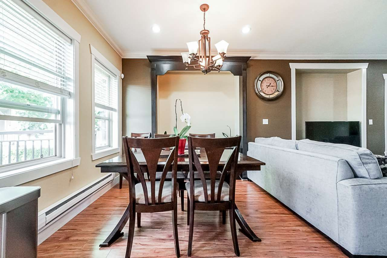 Main Photo: 17 15168 66A Avenue in Surrey: East Newton Townhouse for sale : MLS®# R2504827