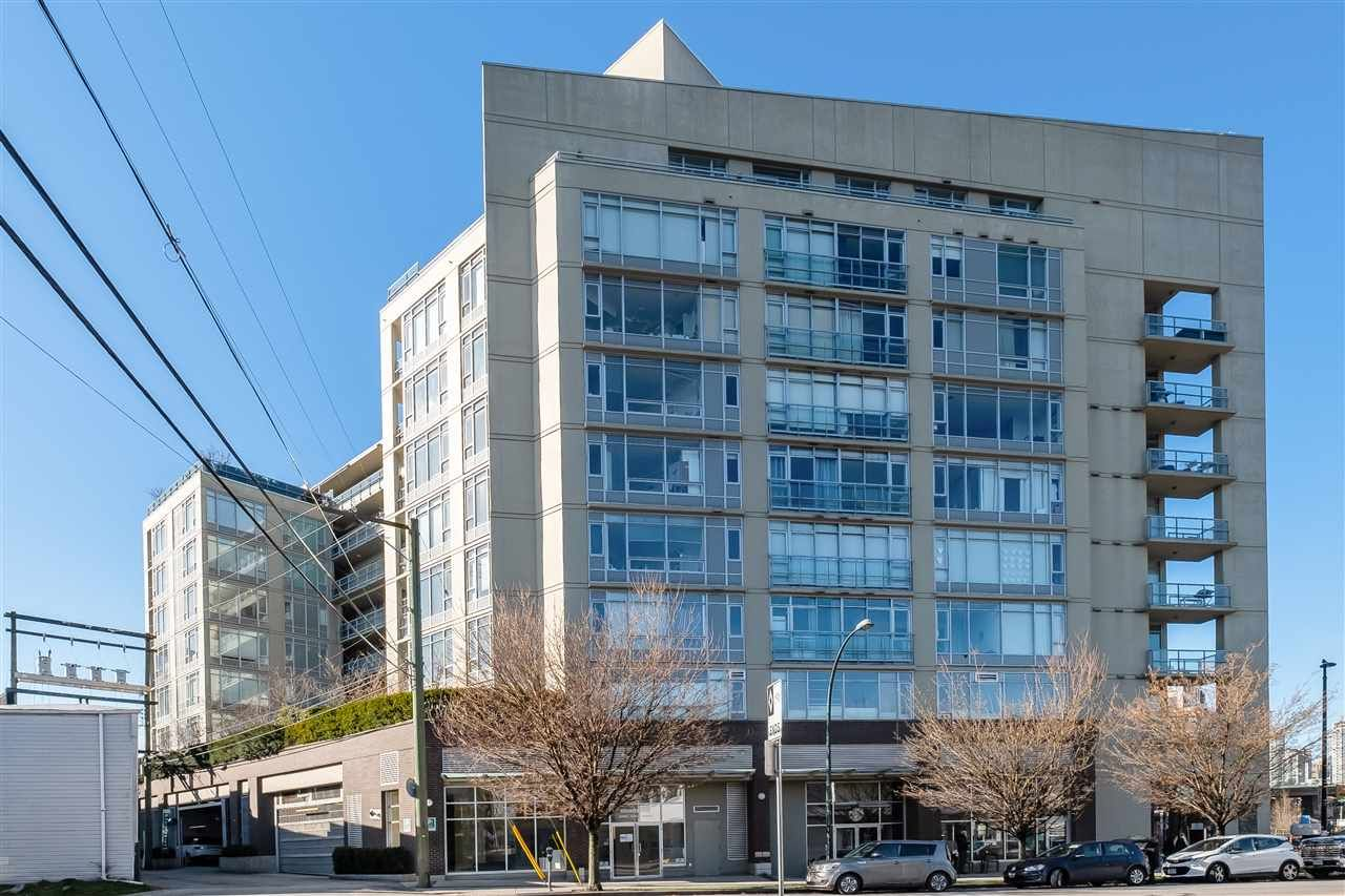 """Main Photo: 603 2055 YUKON Street in Vancouver: False Creek Condo for sale in """"Montreux"""" (Vancouver West)  : MLS®# R2539180"""