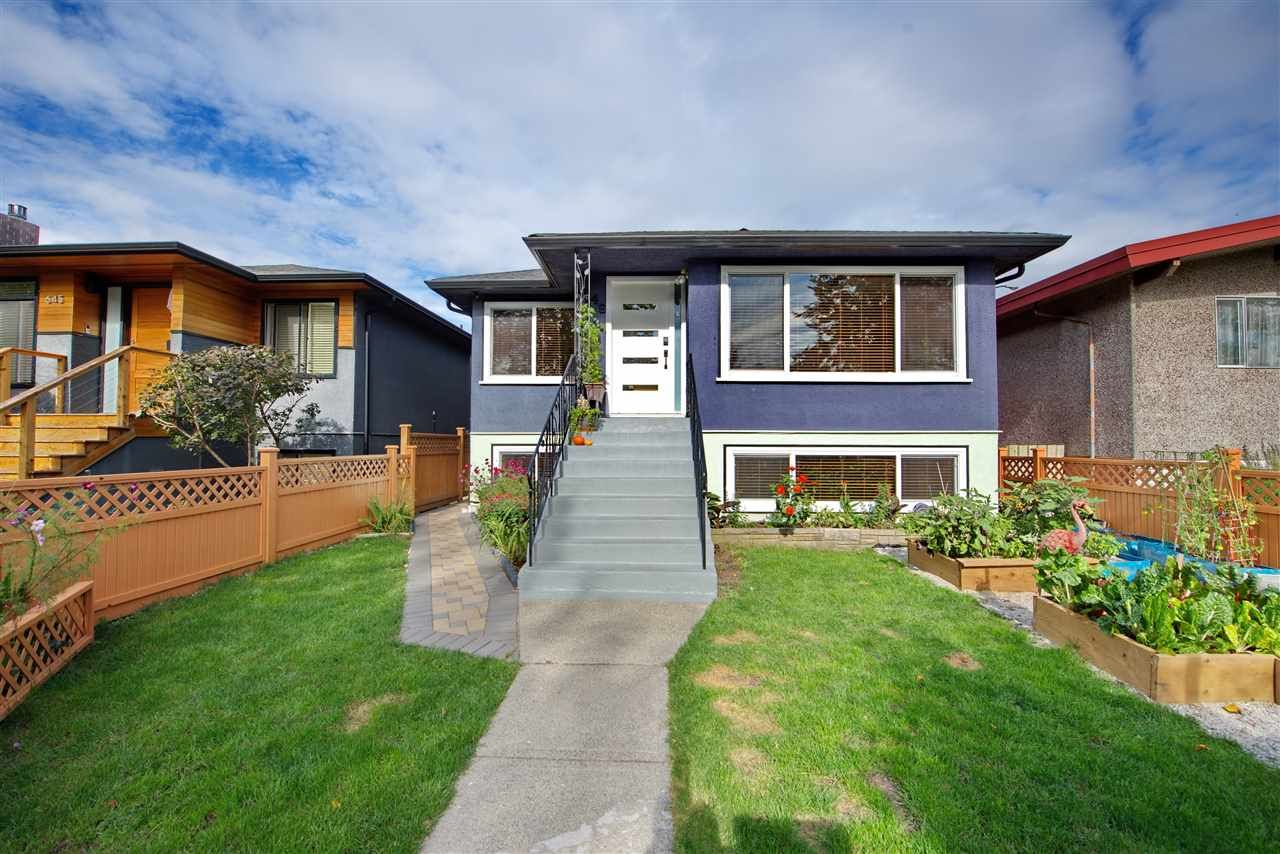 Main Photo: 649 E 46TH Avenue in Vancouver: Fraser VE House for sale (Vancouver East)  : MLS®# R2507174