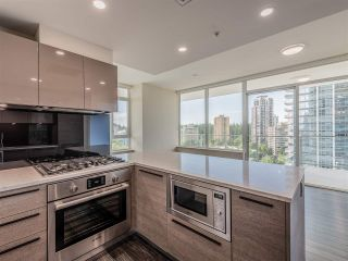 """Photo 1: 1106 6383 MCKAY Avenue in Burnaby: Metrotown Condo for sale in """"Gold House North Tower"""" (Burnaby South)  : MLS®# R2489328"""