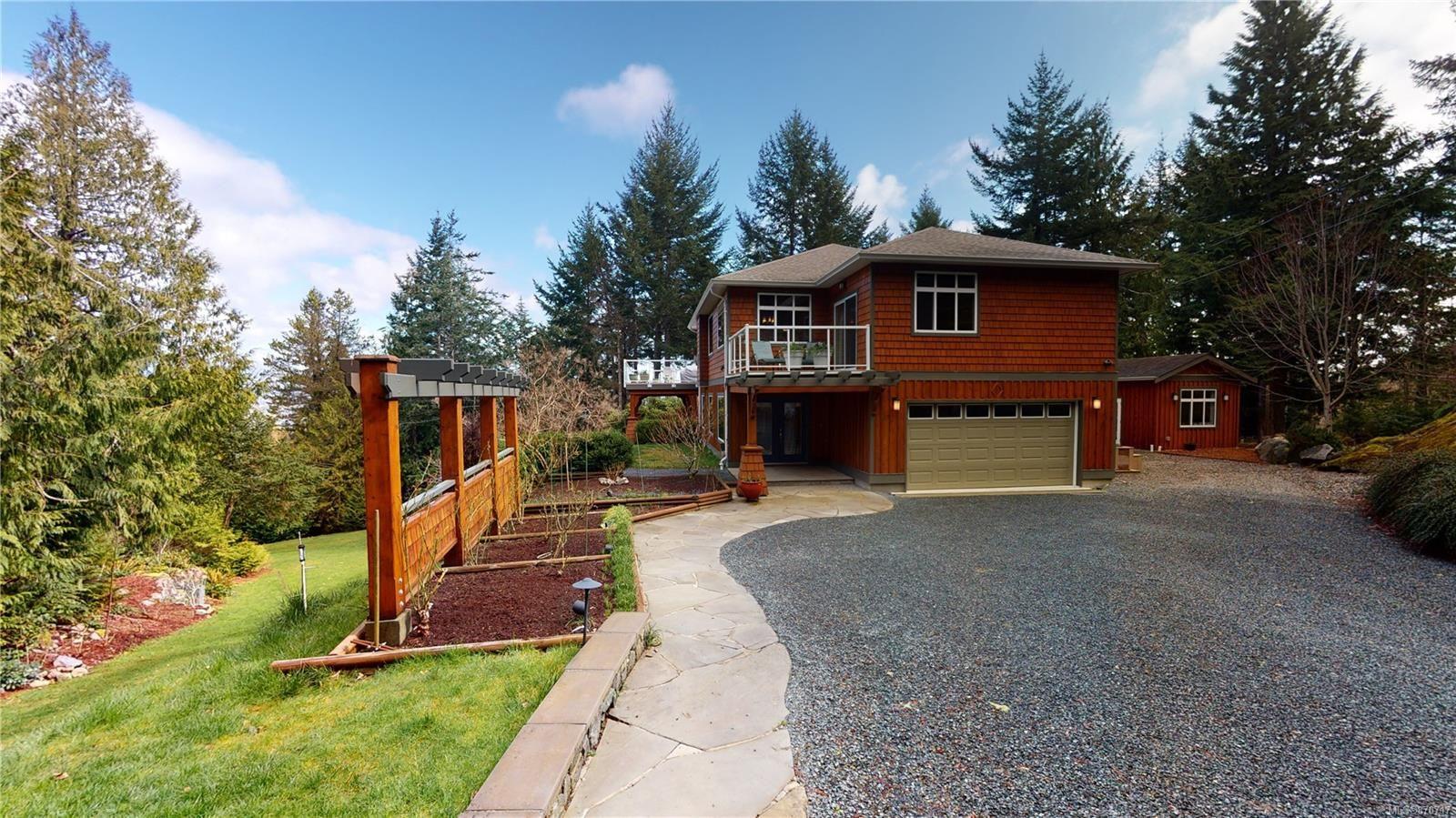 Main Photo: 6098 Copper View Lane in : Sk East Sooke House for sale (Sooke)  : MLS®# 870717