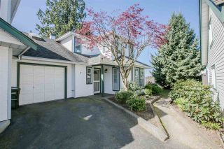 Photo 1: 7 19060 119 Avenue in Pitt Meadows: Central Meadows Townhouse for sale : MLS®# R2262537