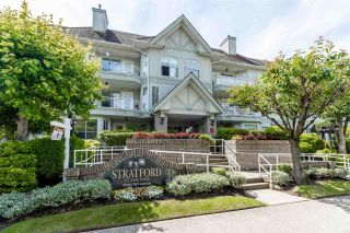 """Photo 1: 101 15290 18 Avenue in Surrey: King George Corridor Condo for sale in """"Stratford By The Park"""" (South Surrey White Rock)  : MLS®# R2462132"""