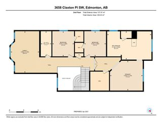 Photo 50: 3658 CLAXTON Place in Edmonton: Zone 55 House for sale : MLS®# E4241454