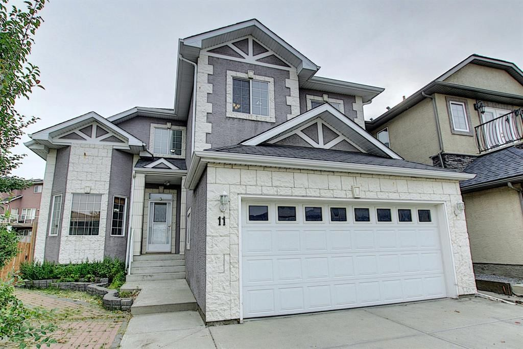 Main Photo: 11 SHERWOOD Grove NW in Calgary: Sherwood Detached for sale : MLS®# A1036541