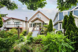 Main Photo: 743 E 39TH Avenue in Vancouver: Fraser VE House for sale (Vancouver East)  : MLS®# R2592067