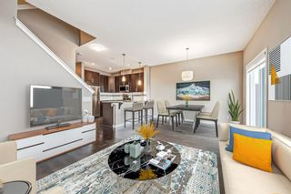 Photo 9: 2004 881 Sage Valley Boulevard NW in Calgary: Sage Hill Row/Townhouse for sale : MLS®# A1085276