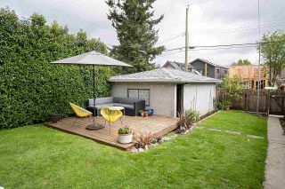 Photo 23: 4182 BALKAN Street in Vancouver: Main House for sale (Vancouver East)  : MLS®# R2574992