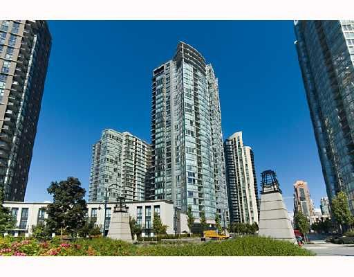 """Main Photo: 3301 1495 RICHARDS Street in Vancouver: False Creek North Condo for sale in """"AZURA 2"""" (Vancouver West)  : MLS®# V666805"""
