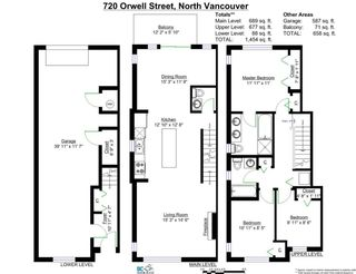 """Photo 20: 720 ORWELL Street in North Vancouver: Lynnmour Townhouse for sale in """"Wedgewood by Polygon"""" : MLS®# R2347967"""