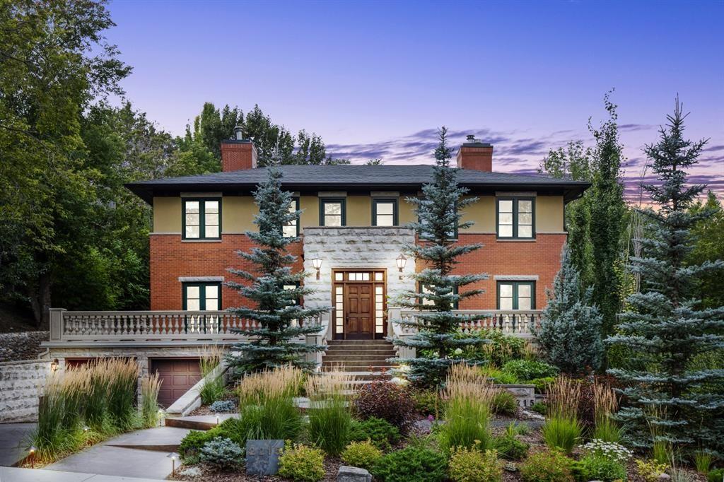 Main Photo: Upper Mount Royal-2215 12 Street SW-Calgary-