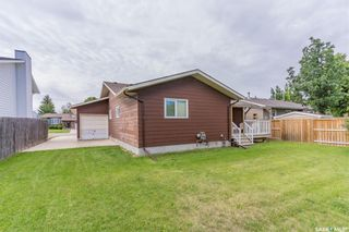 Photo 35: 122 Gustin Crescent in Saskatoon: Silverwood Heights Residential for sale : MLS®# SK862701