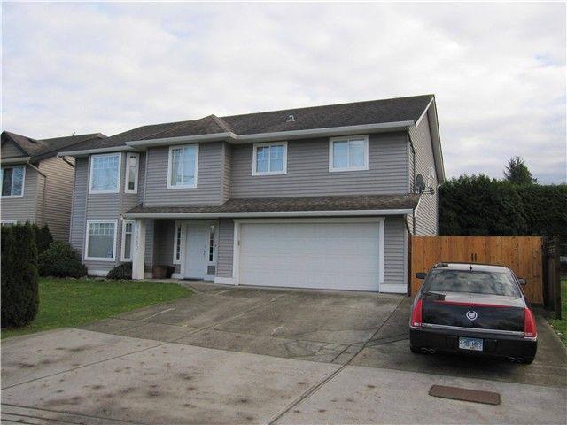 Main Photo: 11850 WEST Street in Maple Ridge: Southwest Maple Ridge House for sale : MLS®# V1095500