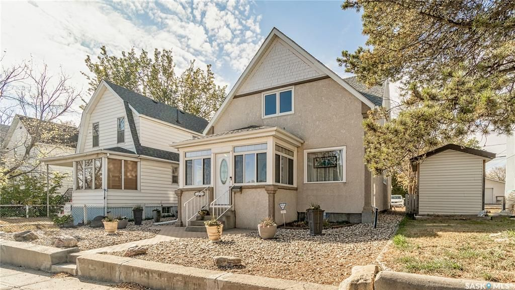 Main Photo: 1140 Main Street North in Moose Jaw: Central MJ Residential for sale : MLS®# SK848710