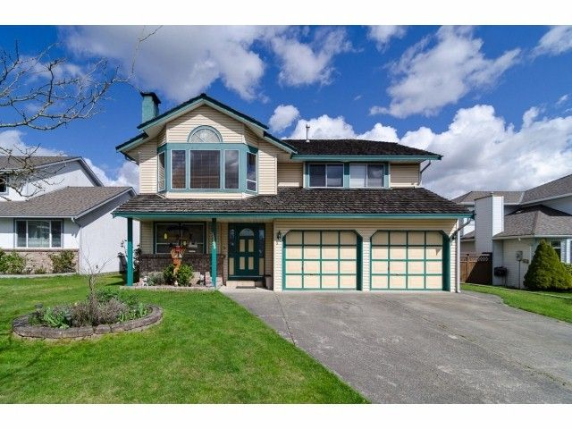 Main Photo: 15933 89 Ave in Surrey: Fleetwood Tynehead House for sale : MLS®# F1408486
